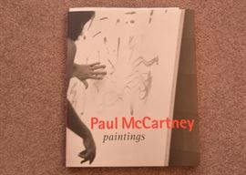 Paul McCartney Paintings Book