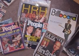 Magazines / Periodicals featuring Paul McCartney