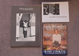 Linda McCartney Photographs & Home Cooking Books