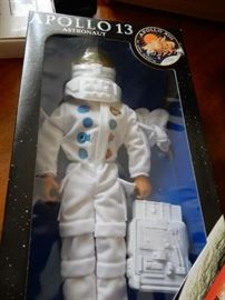 APOLLOW 13 ASTRONAUT DOLL NIB