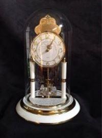 001P Haller Wedding Clock