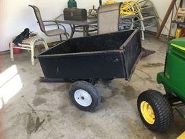 Lawn trailer