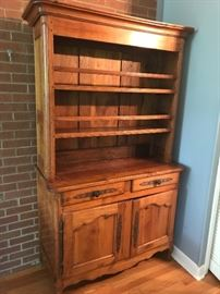 Vintage French made storage unit
