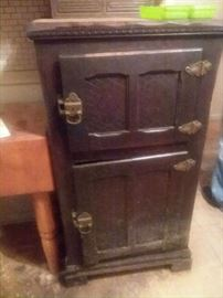 great old ice box