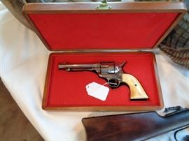 Super nickel plated Colt 45 1860s