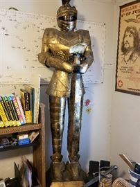 """5'6"""" Knight in Shining Armour!"""