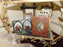 decorative framed photographs