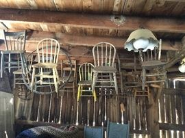 Yes......a lot of chairs