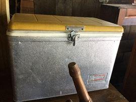 Vintage Colman cooler
