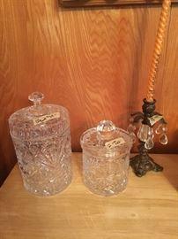 crystal  items