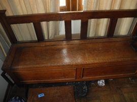 Parson's bench