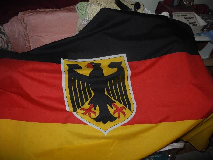 German federal flag