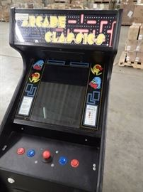 Mini Coin Operated Arcade Game w/ Over 200 Games