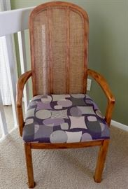 ONE OF THE DREXEL CHAIRS