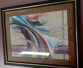 ART BY ALLAN ALDRIDGE