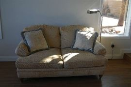 1 of 2 Quality Loveseats