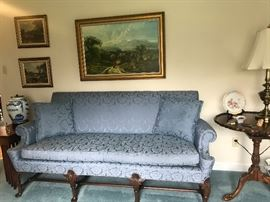 Sofa by Hickory Chair Co.