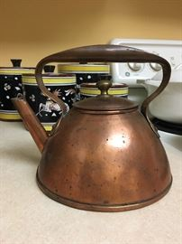 Copper Kettle circa 1880