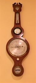 Antique English Barometer