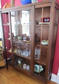 Arts and Crafts cabinet.  Sold!