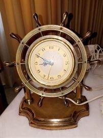 Whitehall Hammond synchronous movement clock