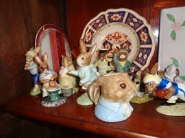 Beatrice Potter collectables
