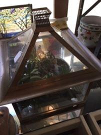 Brass Succulent Terarium