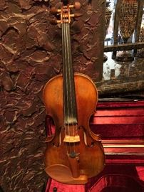 Jan Dvorak Violin made in the Czech Republic