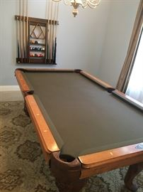 Available for pre sale: AMF PlayMaster pool table; email earlybirdes@gmail.com