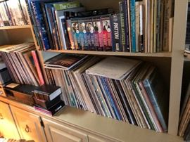 records and vintage stereo Vintage Audio including