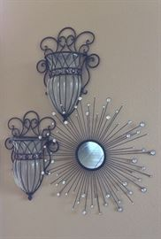 Decorative Wall Fixtures.