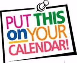 on your calendar auction clip art large