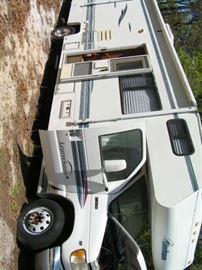 1998 E450 Ford Coachman Leprechaun