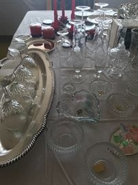 Champagne & Wine glasses