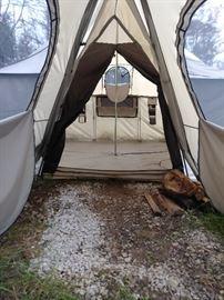 12x12 Alaknak tent
