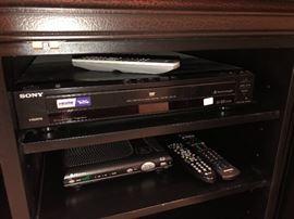 Sony HD DVD player