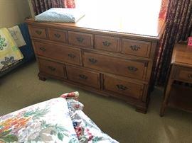 Bassett 1960's dresser