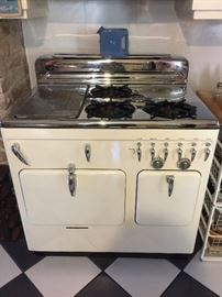 1951 Chambers gas stove
