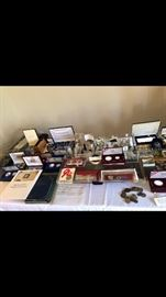 Family Heritage Estate Sales, LLC. New Jersey Estate Sales/ Pennsylvania Estate Sales.  Substantial Coin Collection available Coins are being sold as a collection only.