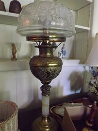 quality antique lighting