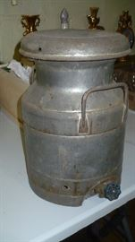 milk can from Wisconsin dairy, haven,t this size before