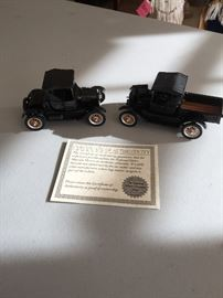 Model T's with Certificate of Authenticity   1925 Ford