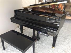 K. Kawai Baby Grand Piano - serial  #2460409 - excellent condition!