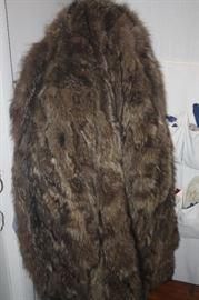 RACCON COAT