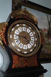 Clock numerals & Dial