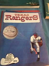 About 10 Old Texas Ranger Programs