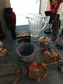 Wedgewood and More