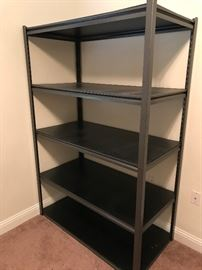 Steel Shelves