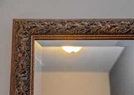 Pretty Rectangular Wall Mirror
