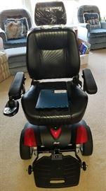 Titan drive motorized chair